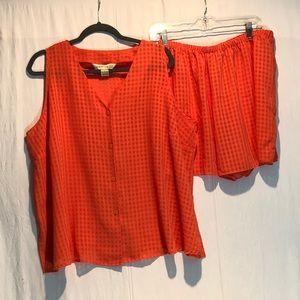 Intimates Lane Bryant 22/24 two pc sleepwear
